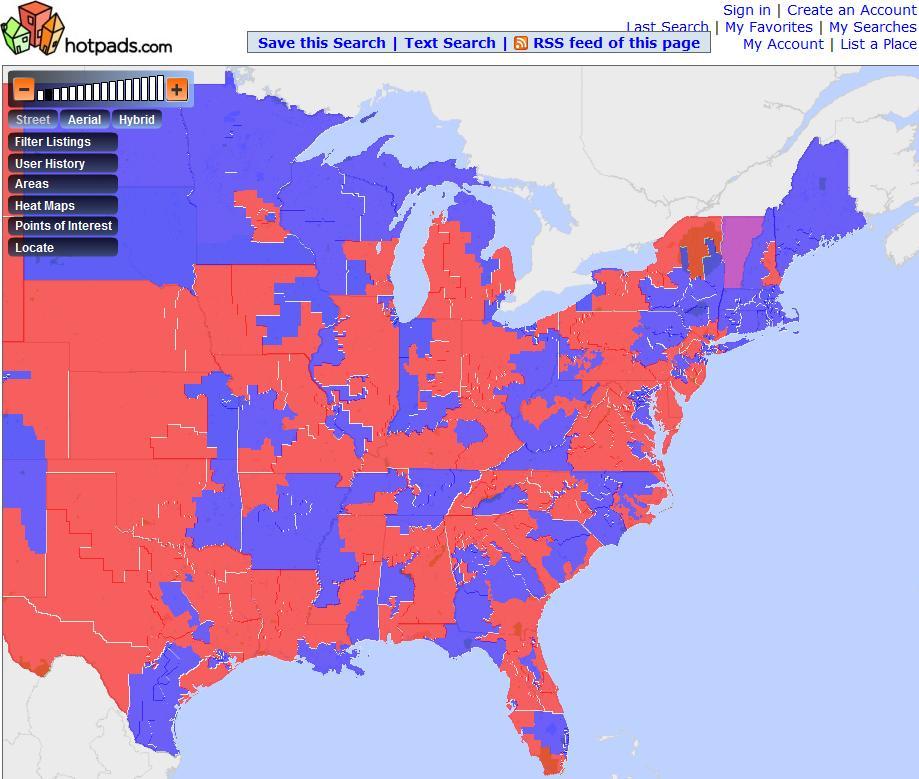 Compton Gang Map Compton Gang Map